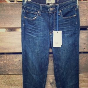 BNWT Paige Jeans bell canyon 25/33